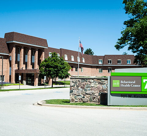 Behavioral Health services at NCH