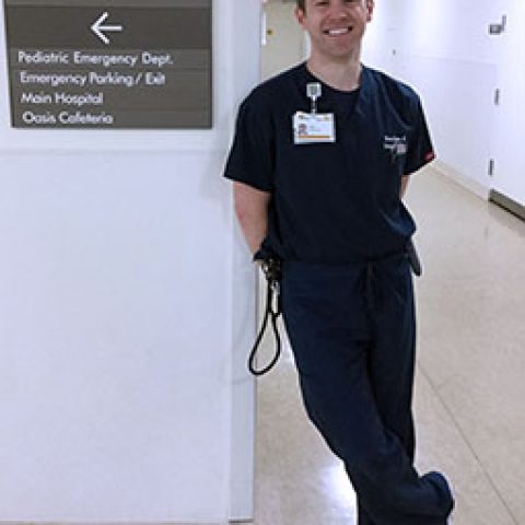 Life-changing moments inspire Emergency Department physicians and nurses to give their all