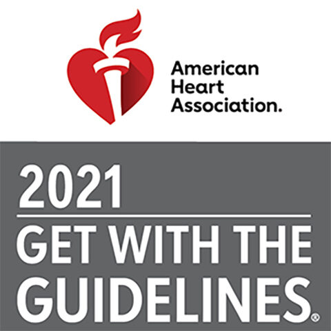 NCH earns national recognition for efforts to improve cardiovascular and cerebrovascular treatment