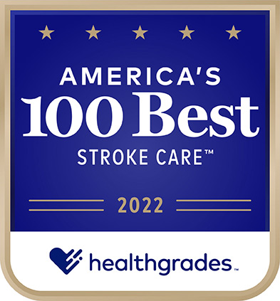 NCH named America's 100 best for stroke care for 6 years in a row