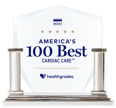 NCH named among America's 100 Best for cardiac care, coronary intervention, stroke care, pulmonary care and critical care