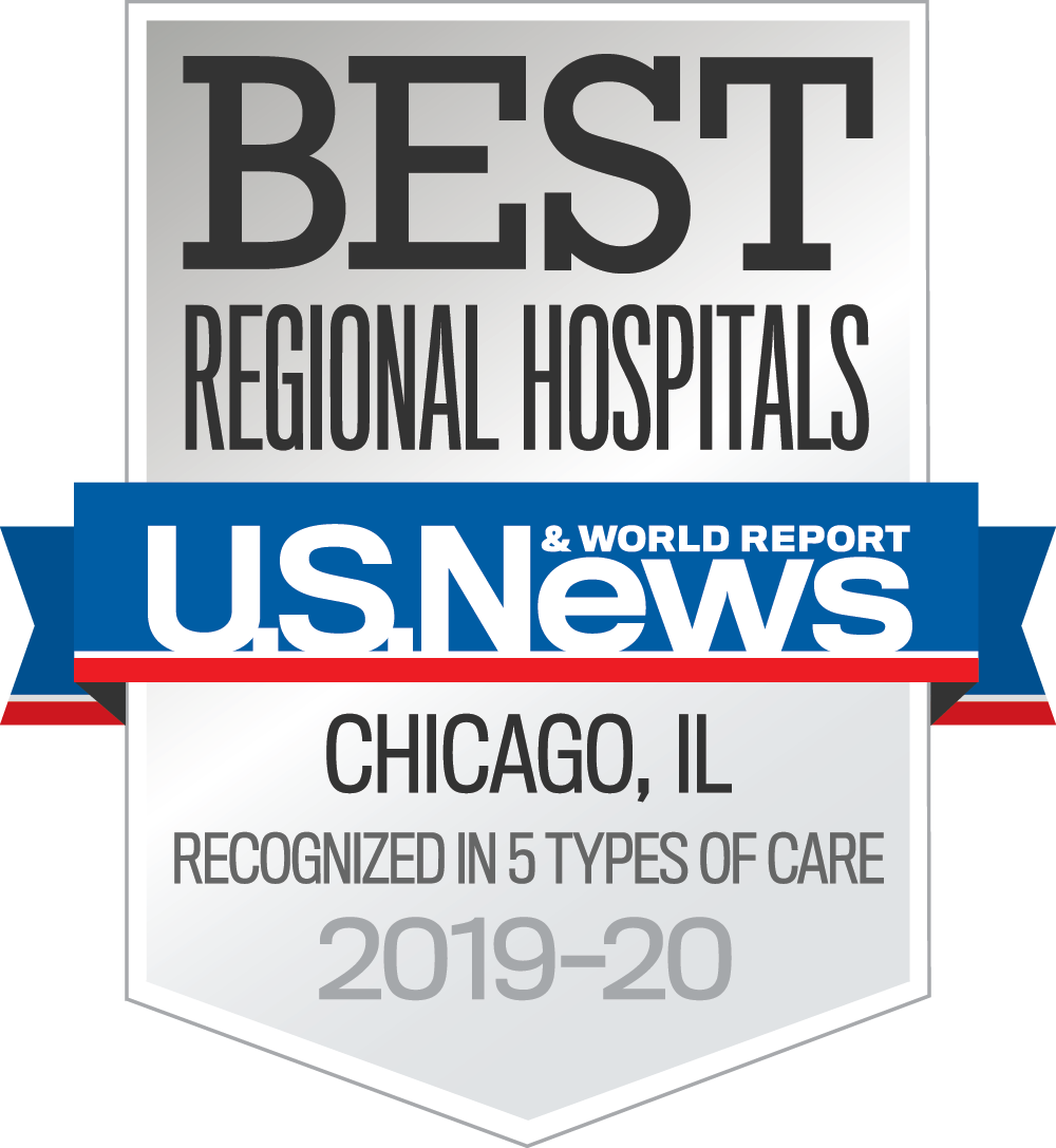 Best Regional Hospitals US News and World Report 2019–20