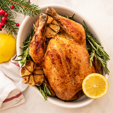 The upside to downsizing your Thanksgiving meal