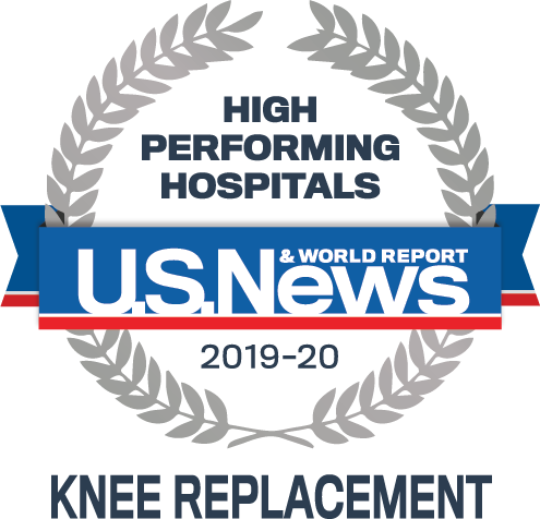 U.S. News & World Report Knee Replacement