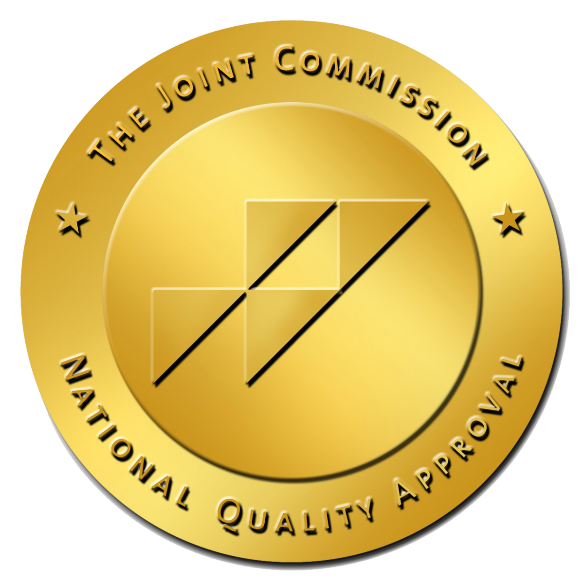 The Gold Seal of Approval® Joint Commission Seal