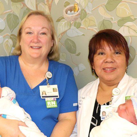 Is my newborn baby healthy?