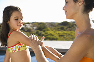 help protect you and your kids from sunburn and skin cancer